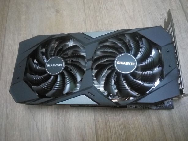 Nvidia GTX 1660 super 6 gb в отличном состоянии от gigabyte!
