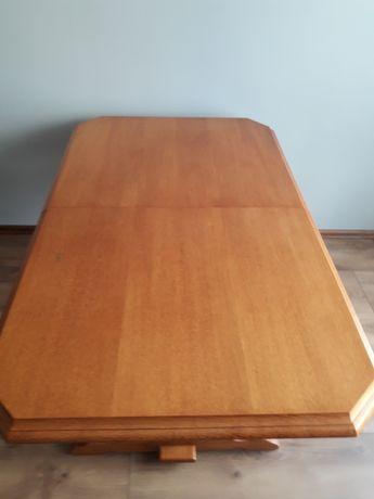 Ława szwedzka i stół