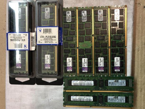DDR 3 8Gb для серверів