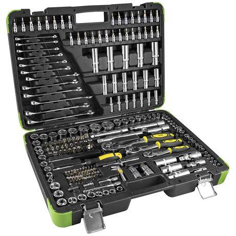 Zestaw narzędziowy klucze 216 elementów JBM walizka narzędziowa