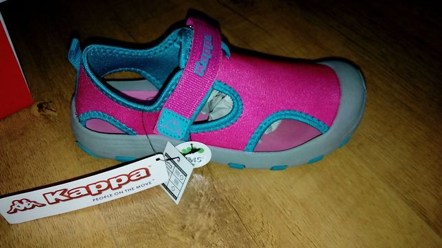 Nowe oryginalne sandały Kappa