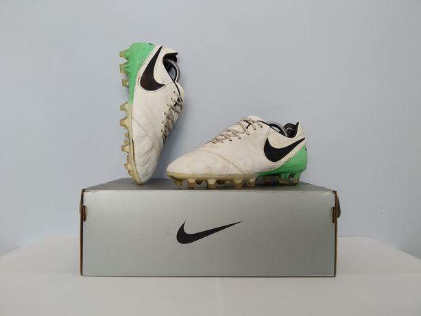 Nike Tiempo Legend IV FG r. 40 25cm buty piłkarskie korki lanki