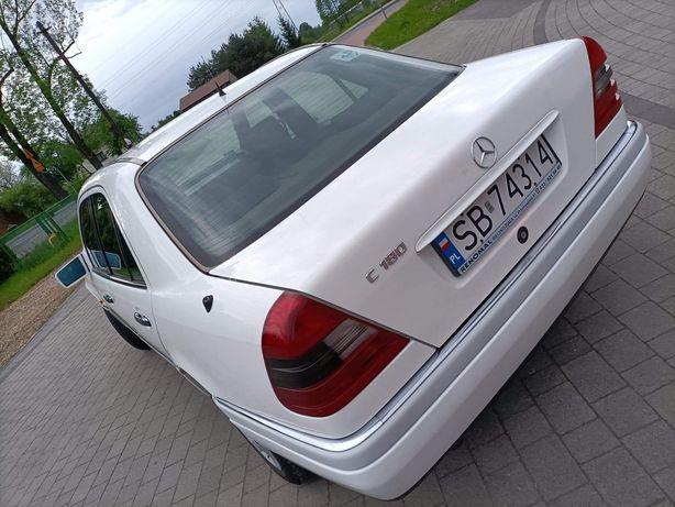 Mercedes c180 benzyna