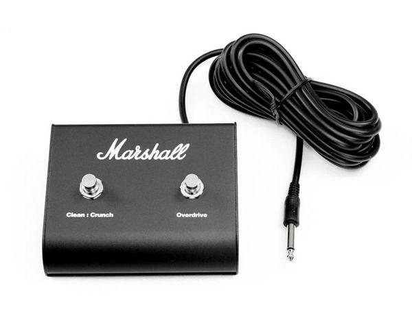 Marshall 2 way footswitch PEDL-90010 przełącznik nożny, pedał