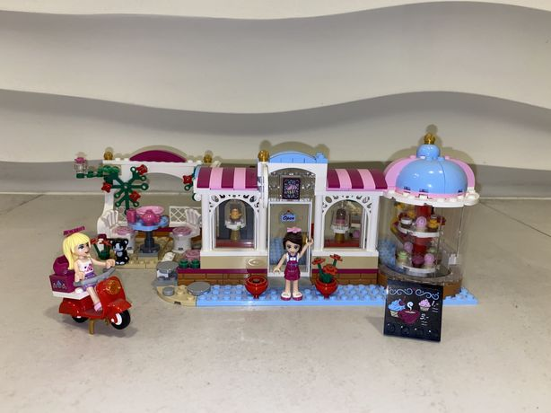 Lego Friends Cukiernia