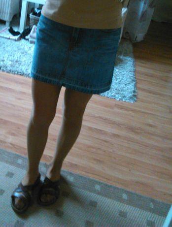 Spódniczka,spódnica mini,jeans,denim xs,s