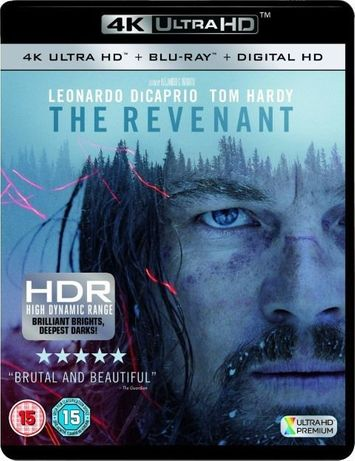 Выживший / The Revenant (2015) 2160p.UHD.BluRay | 4K | Лицензия