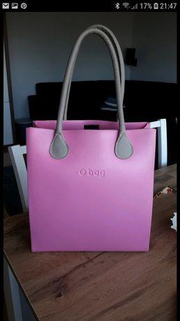 OBAG Square kolor pink