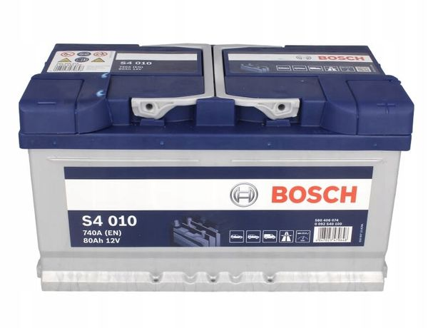Akumulator BOSCH S4 80Ah 740A P+ Akumulatory Zgierz