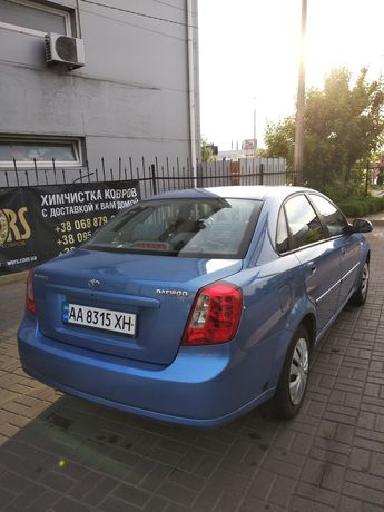 Chevrolet lacetti-Daewoo Nubira