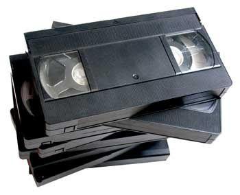 Converter cassetes VHS para digital
