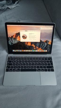 Ноутбук Macbook 12 Silver 2016 256 GB SSD 8 GB RAM M3 1.1 31 Цикл