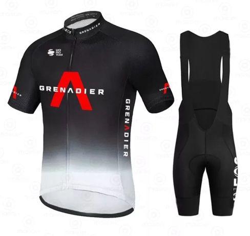 Equipamento Ciclismo M/L Entrega imediata