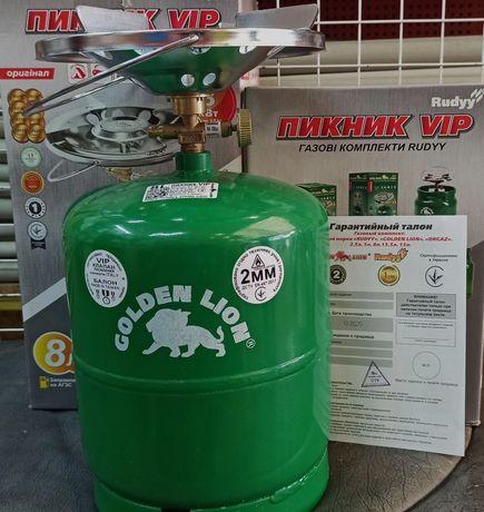 Газовый балон Пикник оригинал опт/розн