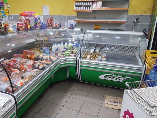 Wyposazenie sklepu lodowki chlodnie