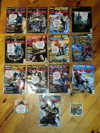 Magazyn/gazetka Cd Action + CD