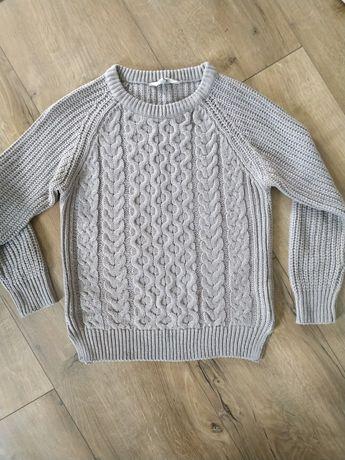 Теплый джемпер свитер кофта