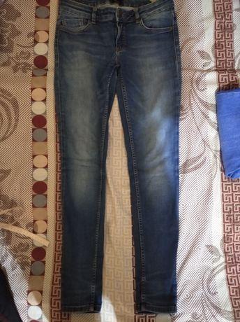 Скинни Massimo Dutti , джинсы женские 28 размер