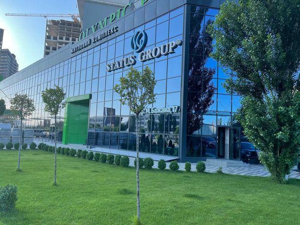 Продажа коммерческого помещения 52м2 1 этаж ЖК Olympic Park