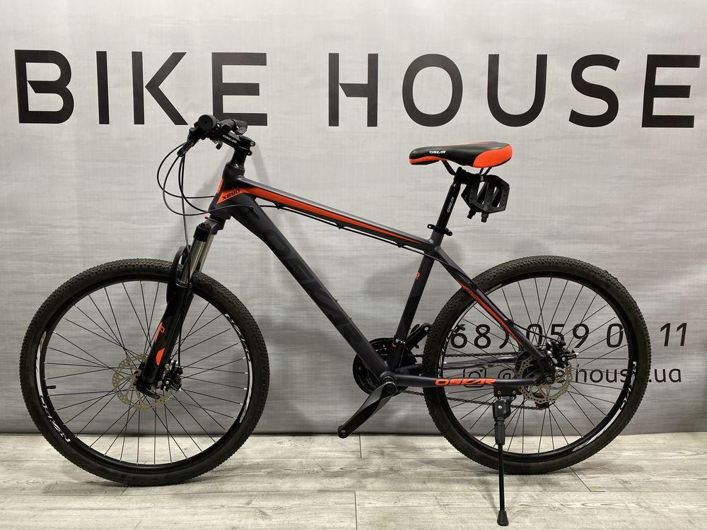 Алюмінієвий велосипед Oskar M124 (Leon, Cross, Author, Ardis)