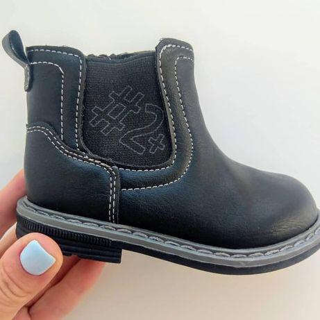 Деми Ботинки чоботи черевики 13 см   21 р.