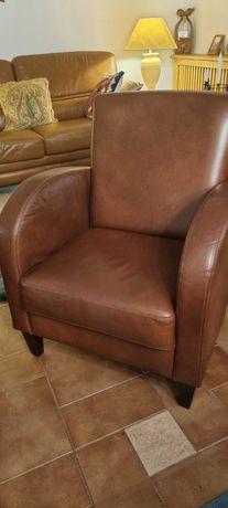 Modne fotele skórzane