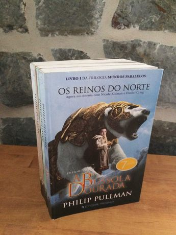 Triologia Mundos Paralelos (A Bússola Dourada) 3/3 - Philip Pullman
