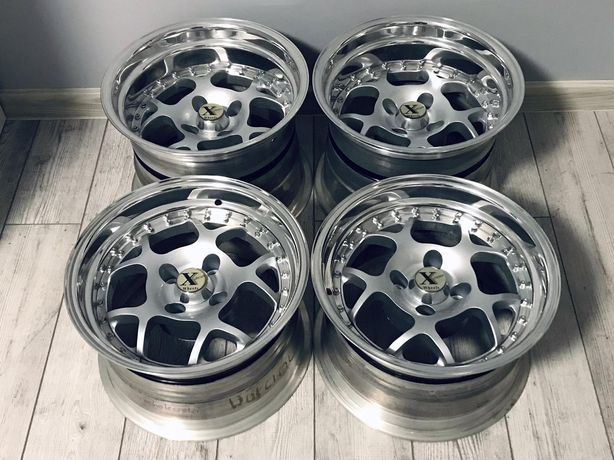 Image X-Dream Wheels 8,5 i 10,5x14 Compomotive OZ HTN PLS