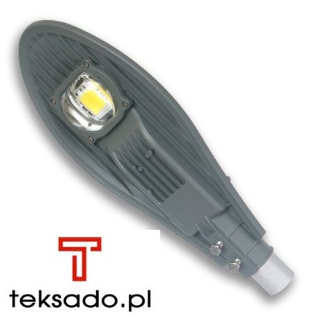 Oprawa LED 50W z czujnikiem zmierzchu