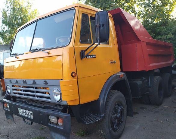 КамАЗ 5511 кабина,кузов,двигатель,мотор,коробка,рессоры,редуктор,гур