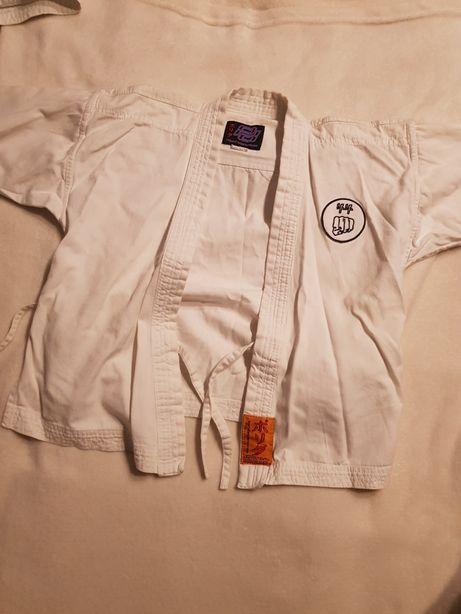 Bluza do ćwiczeń karate - wzrost 120cm