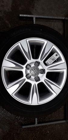Koła aluminiowe zimowe Audi 7,5X17 5x112 Et28 A6 A5 inne oryginał
