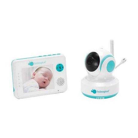 Câmara video vigilância para bebés