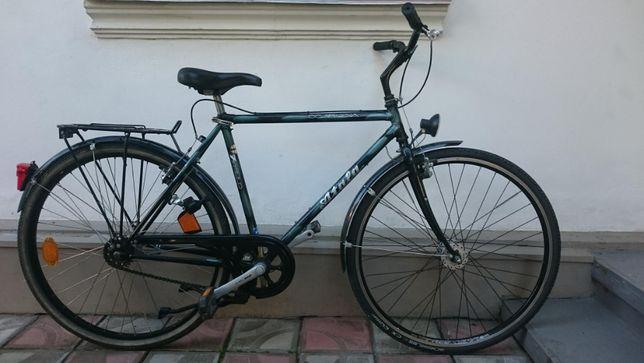 """Велосипед 28"""" італійський простий без передач у якісній комплектації"""