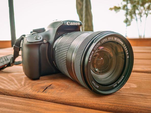 Торопитесь! Продам фотоаппарат Canon EOS 1100D 18-135mm!