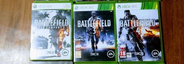 Gry na Xbox 360 Battlefield