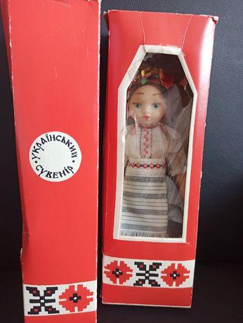 Сувенірні кукли українські