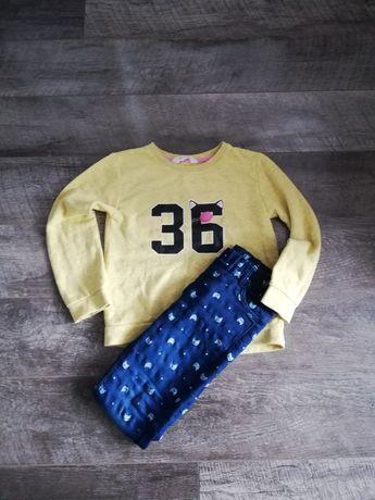 Bluza h&m + tregginsy