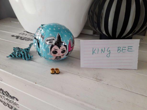 Lol surprise boys seria 1 - king bee