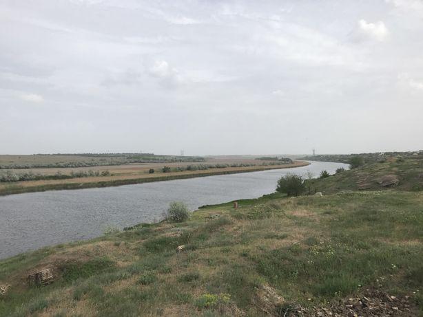 Участок у реки 25 км от Херсона