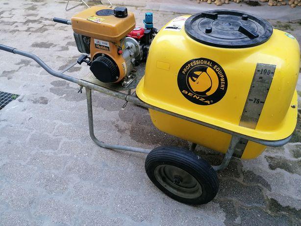 Motopulverizador Benza- motor Robin
