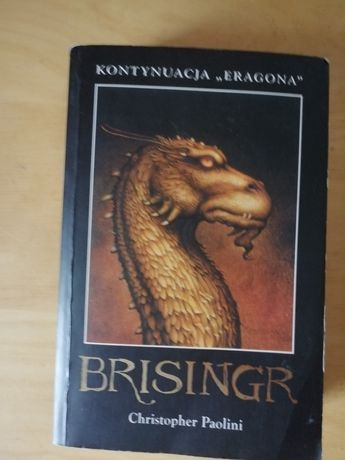 Brisingr Christopher Paolini (Eragon)