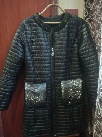 Пальто Турция стёганое