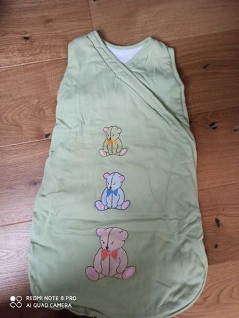Śpiworek niemowlecy Ikea