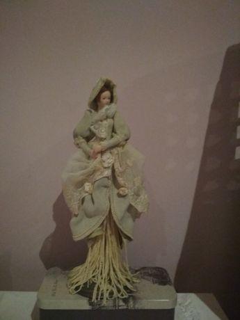 Lalka porcelanowa figurka unikat