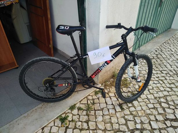 Bicicleta roda 24 criança