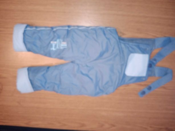 Spodnie zimowe dla chłopca