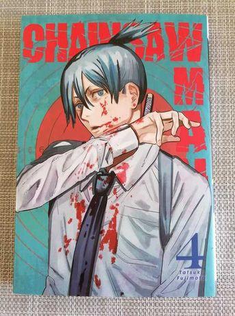 Chainsaw Man - Tom 4 - Tatsuki FUJIMOTO