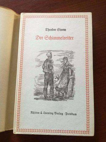Der Gchimmelreiter - Theodor Storm z 1910r.