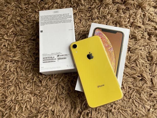 iPhone Xr 64gb Yellow Neverlock